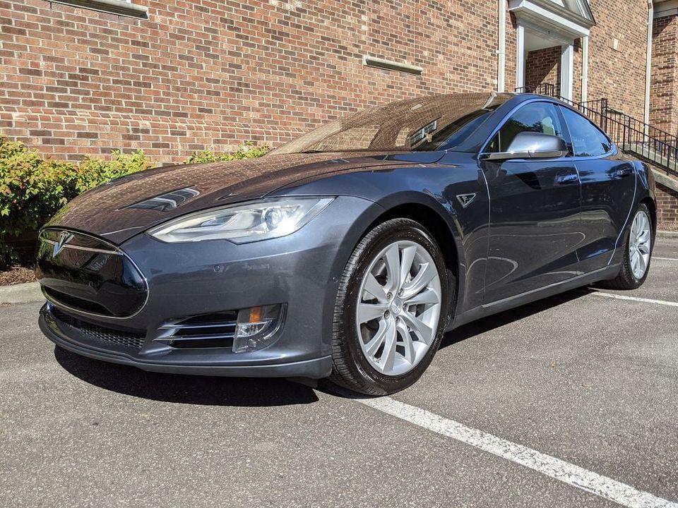 Sell A Tesla Model S