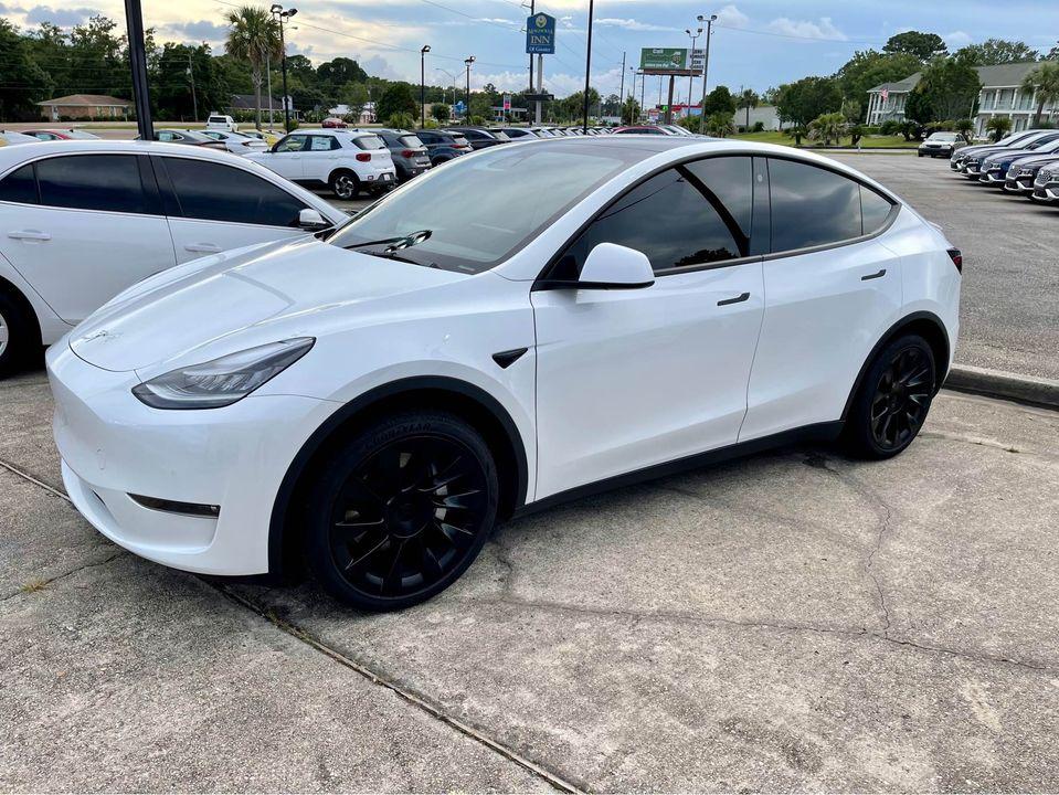Sell A Tesla Model Y